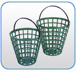 Badock golfball baskets