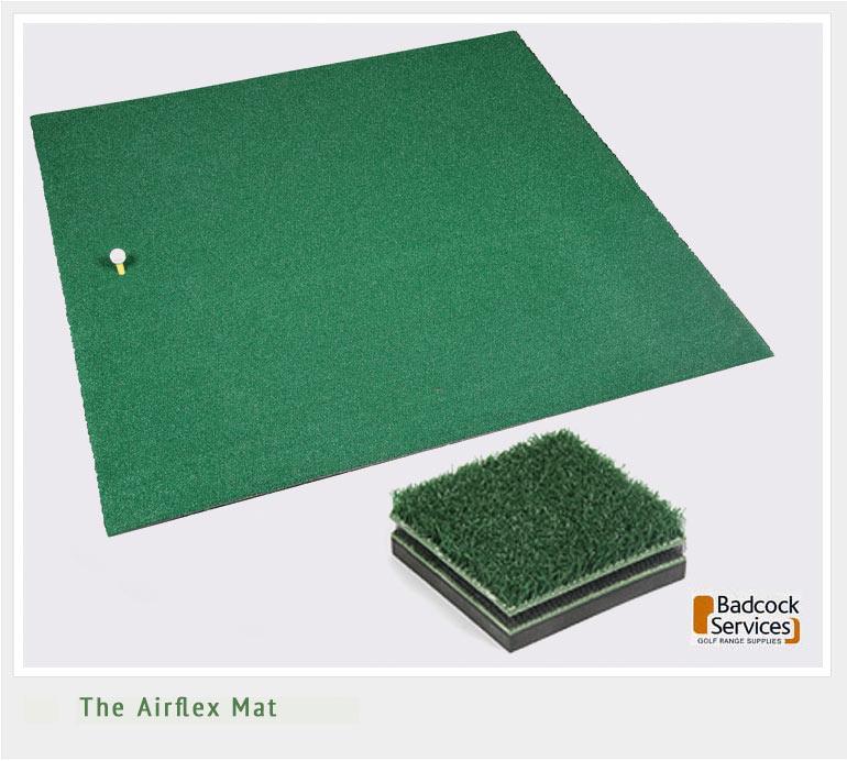 carroll teaching profile mats range driving equipment golf category product mat